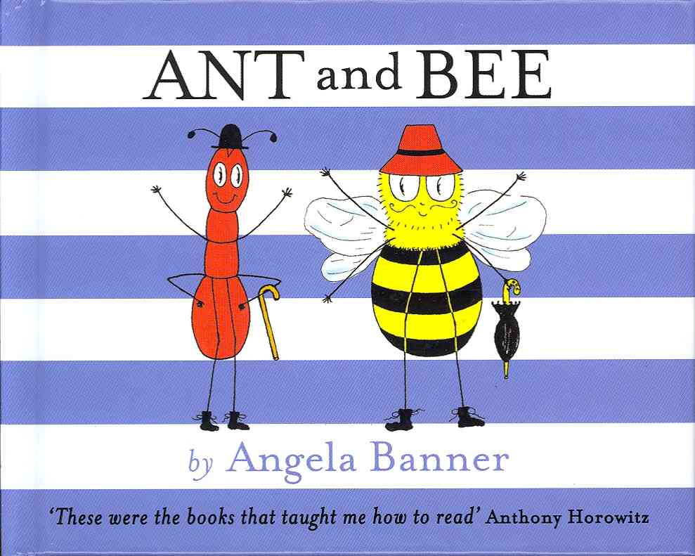 Ant and Bee By Banner, Angela